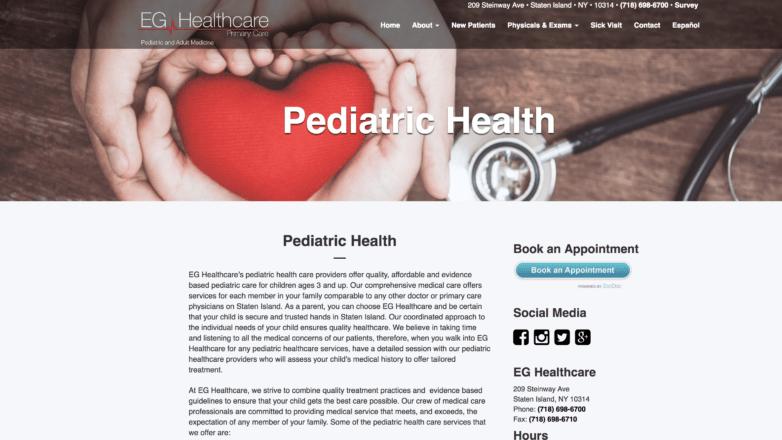 EG Healthcare