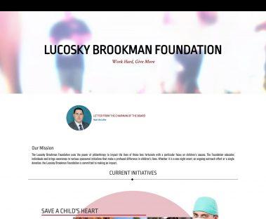 Lucosky Brookman Foundation
