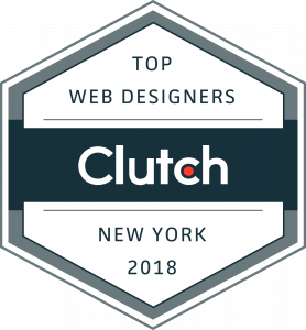 Clutch Web Design Award